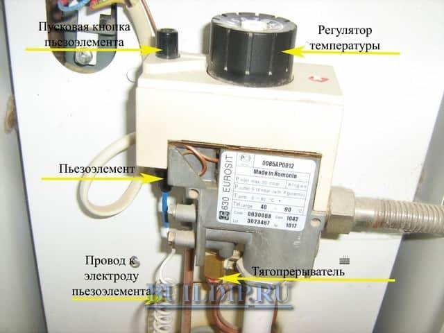 Почему тухнет газовый котел и что делать, если не зажигается горелка