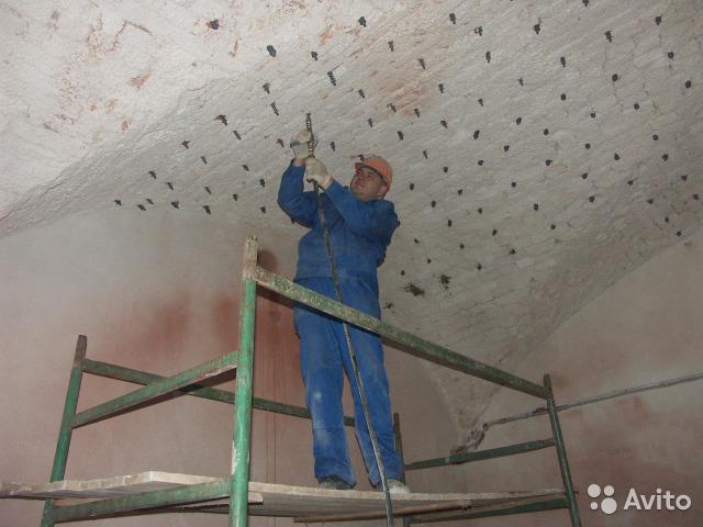 Чем можно заделать трещины в бетоне?