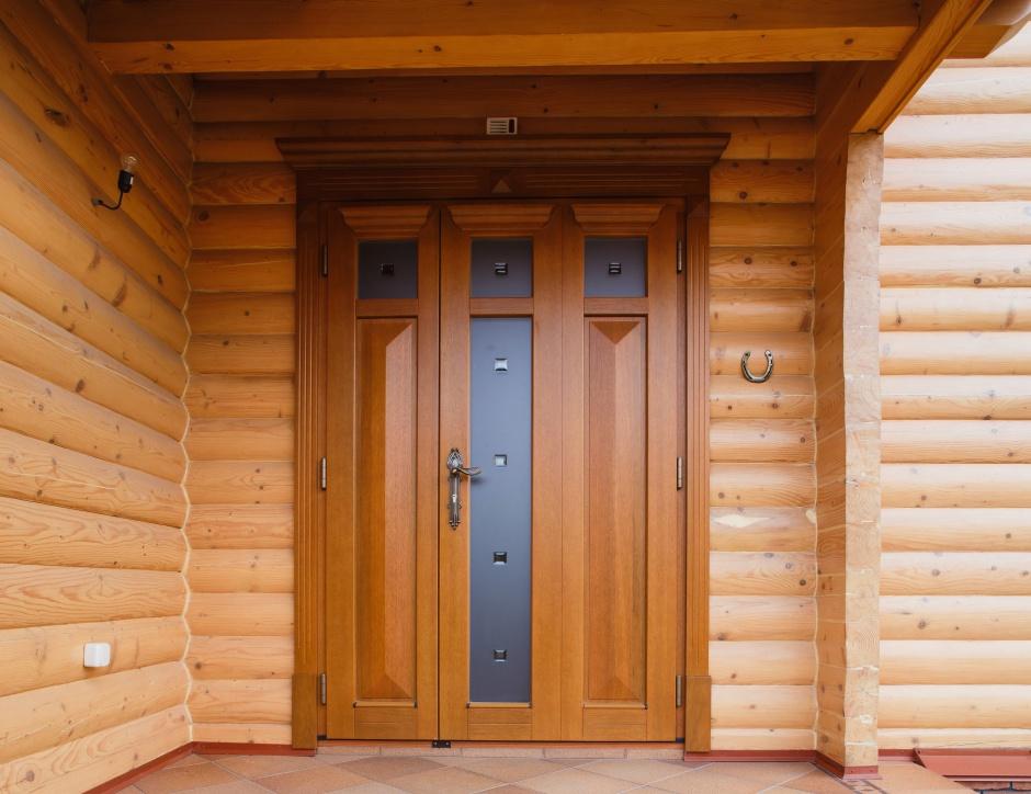 Входные двери в коттедж – 7 советов по выбору | строительный блог вити петрова
