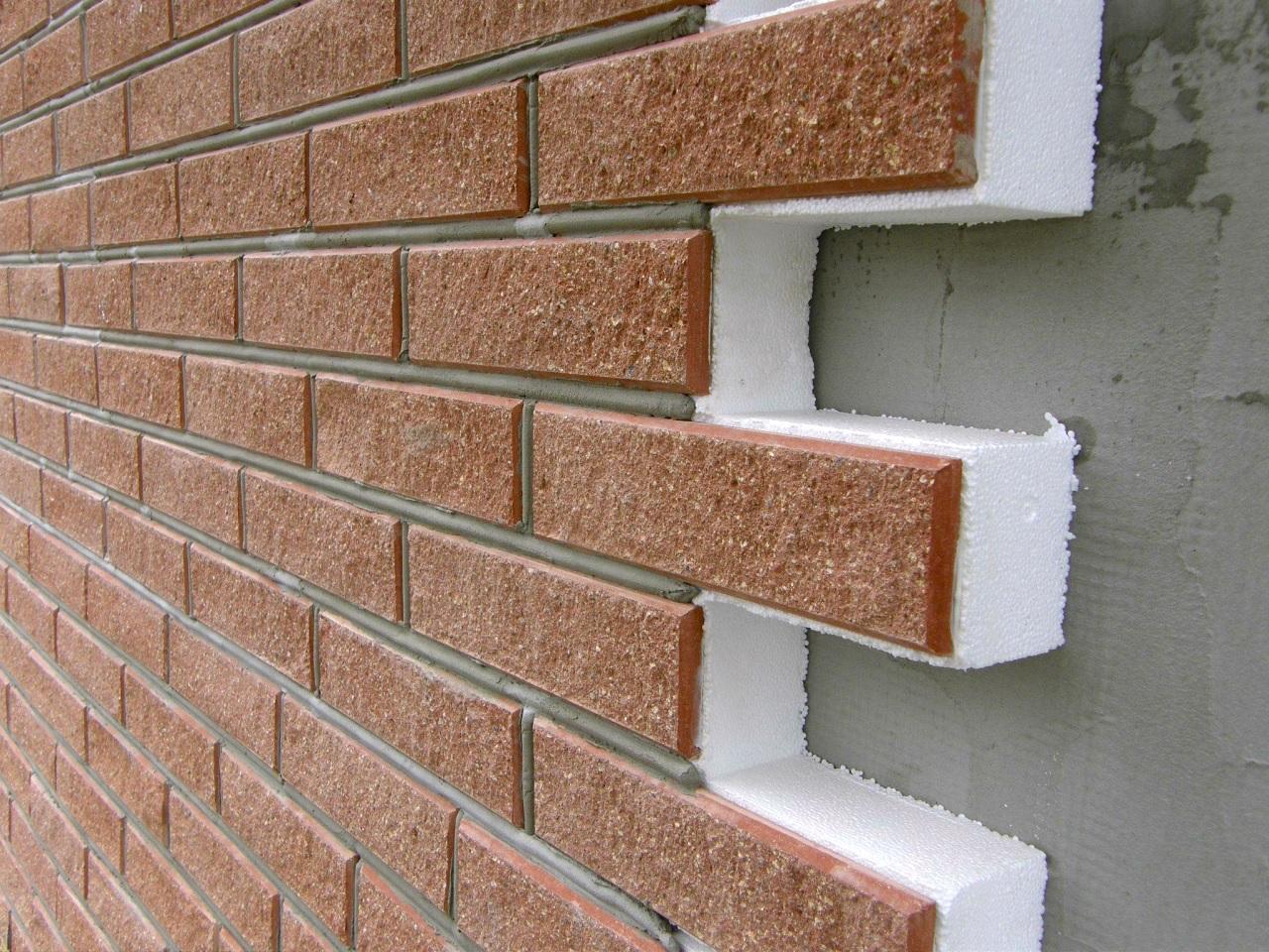 Отделка стен под кирпич: выбор материала для внутренней отделки - школа ремонта
