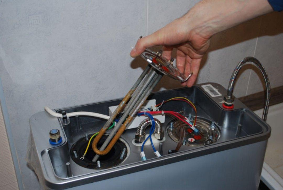 Ремонт водонагревателя аристон своими руками