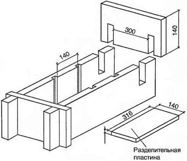 Особенности производства арболитовых блоков своими руками