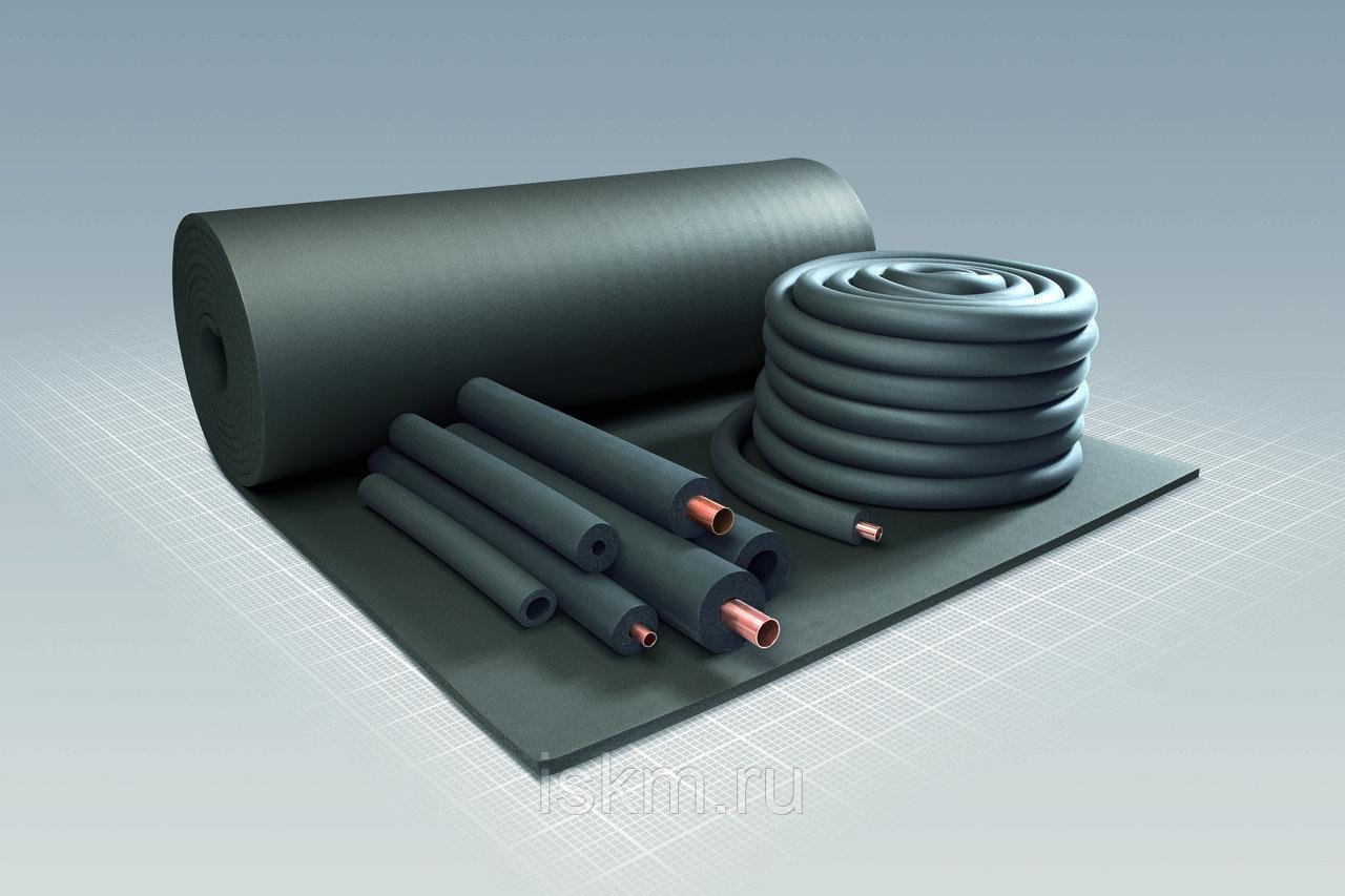 Утеплитель для труб водоснабжения, отопления и канализации