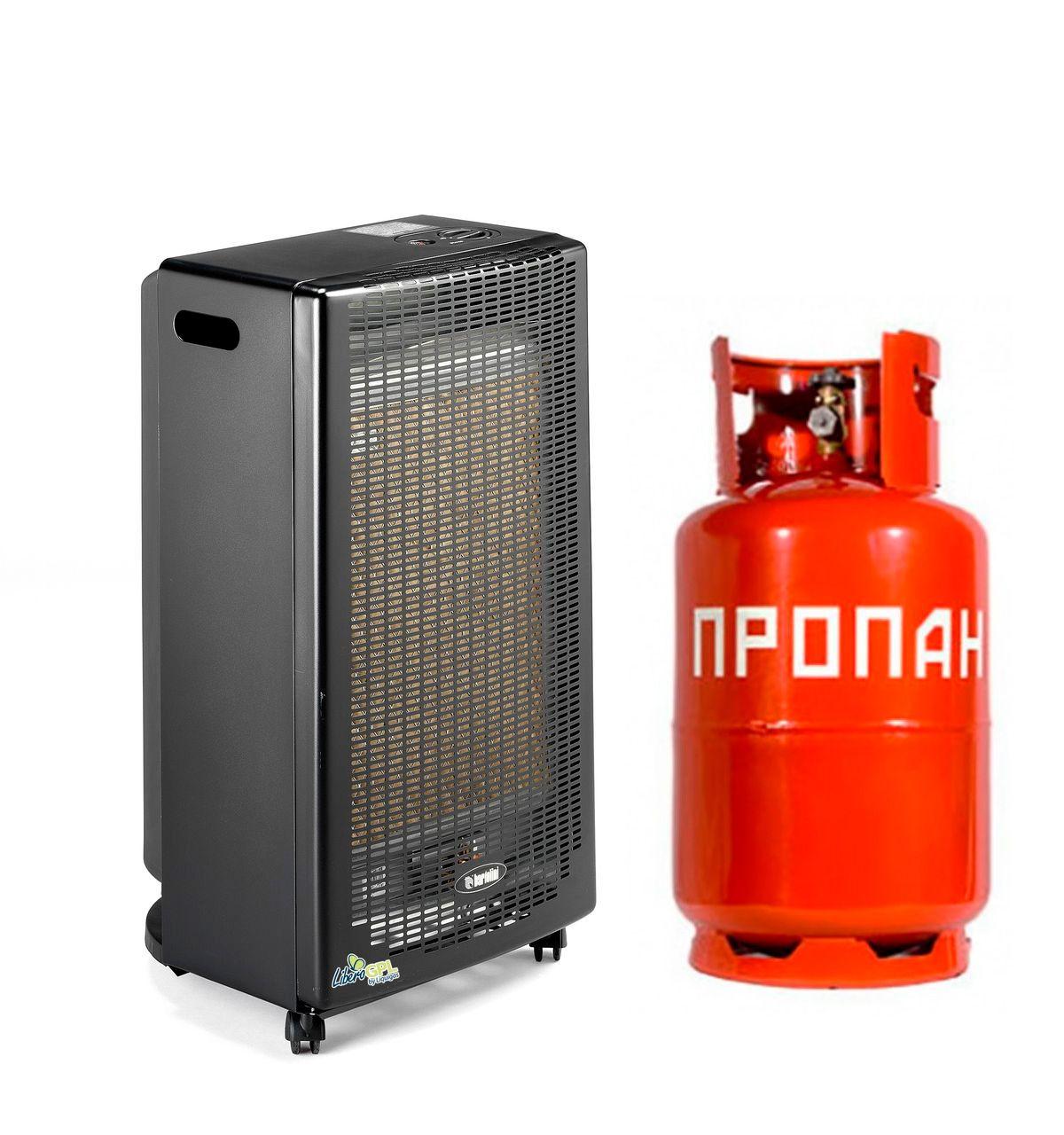 Газовые инфракрасные обогреватели от баллона: особенности