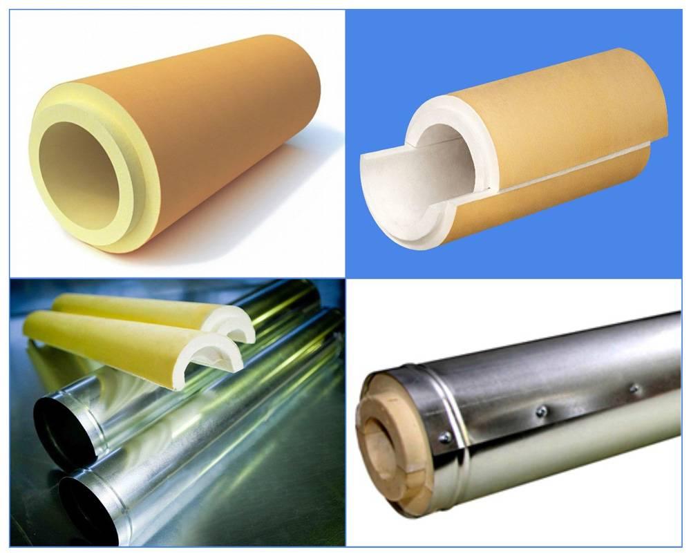 Трубы ппу – описание, производители, характеристики и размеры