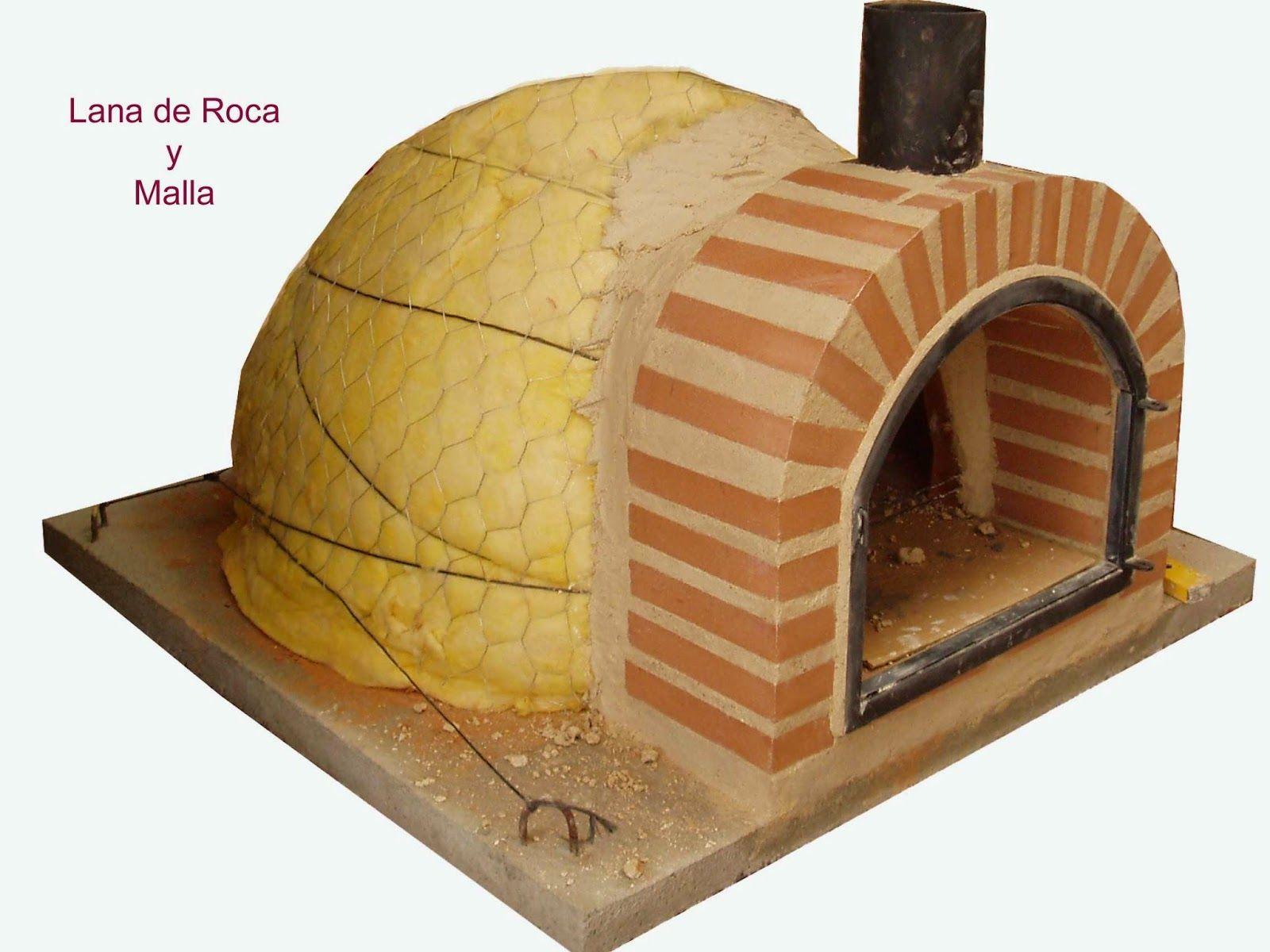 Виды и устройство печи для хлеба на дровах