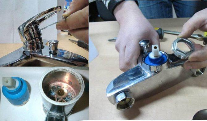 Иногда поломку не так и сложно устранить самостоятельно! как починить капающий кран в ванной?