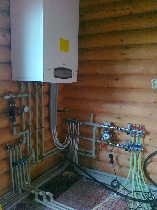4 схемы подключения водяного теплого пола - какая лучше таблица сравнения. система отопления с радиаторами и без, терморегулирующие комплекты и трехходовой клапан.