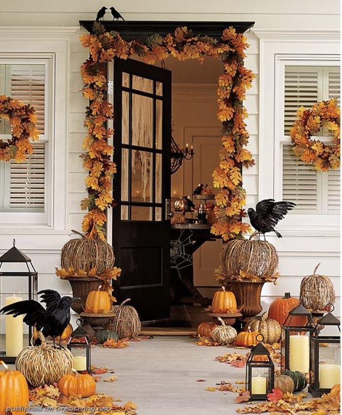 Как украсить комнату на хэллоуин своими руками как украсить комнату на хэллоуин своими руками