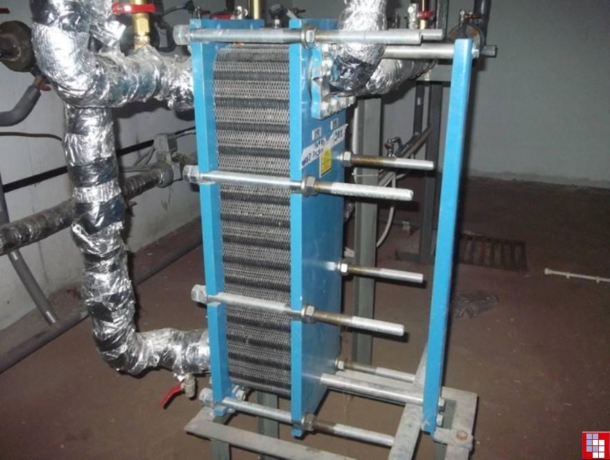 Как использовать теплообменник для горячей воды от отопления и в чем заключается принцип его работы в системе