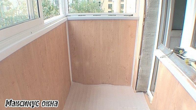 Балкон в хрущевке своими руками поэтапно | ogradim.su