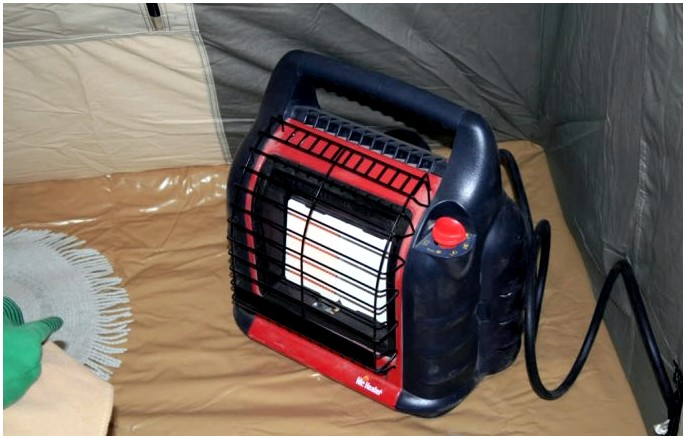 В поход с комфортом: как выбрать газовый обогреватель для палатки