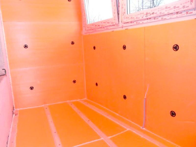 Можно ли утеплять пеноплексом внутри помещения: стены и потолок, в квартире и доме