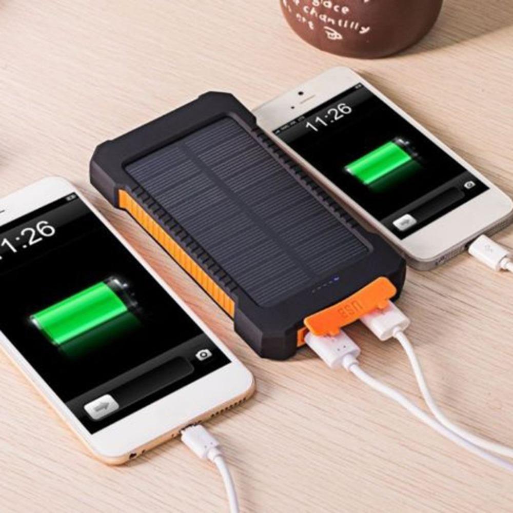 Топ-5 мобильных телефонов на солнечных батареях