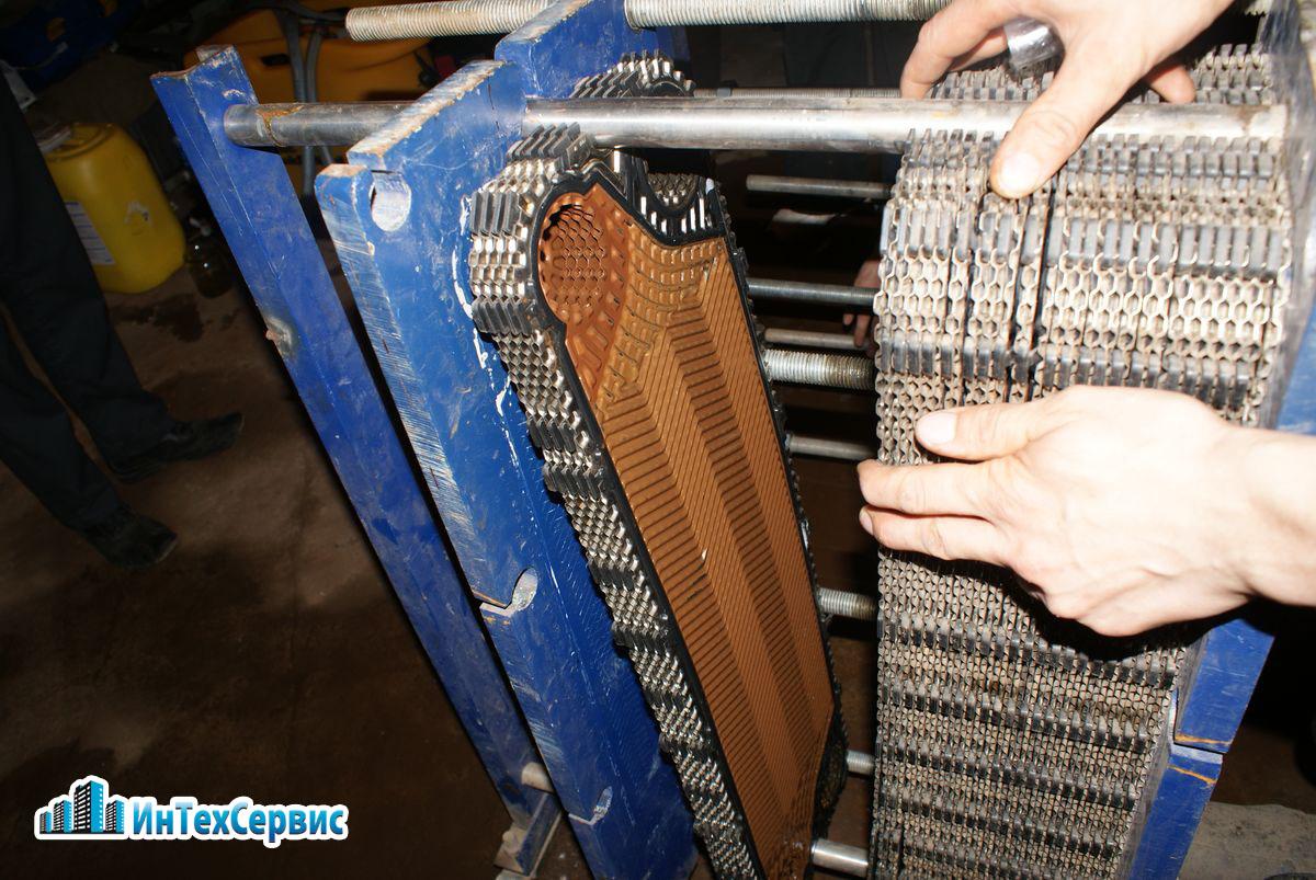 Способы промывки теплообменника котла своими руками