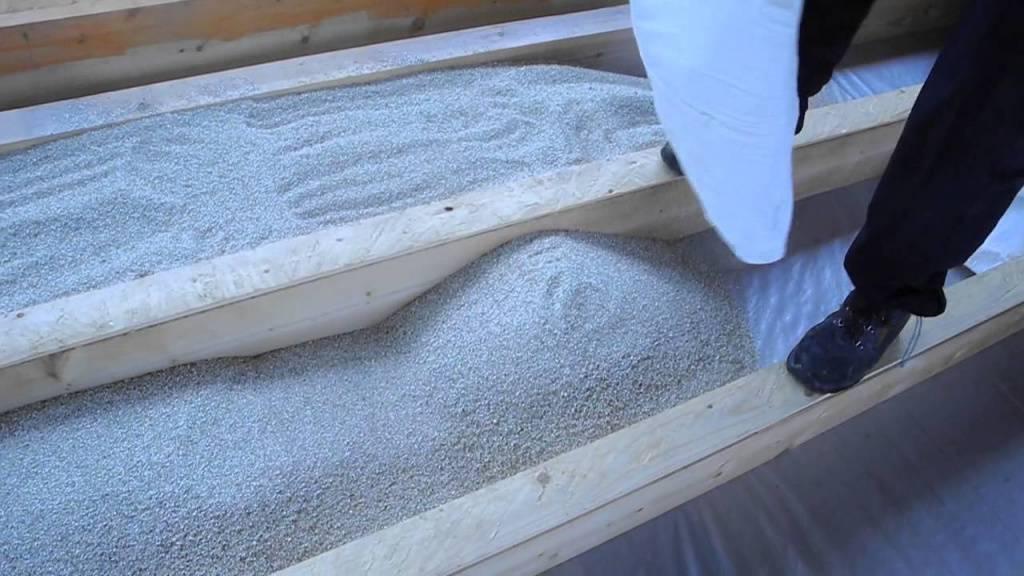 Использование керамзита для утепления деревянных домов: преимущества и недостатки керамзита, утепление потолка и пола