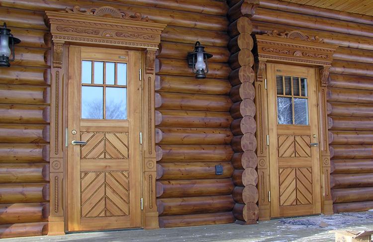 Двери входные деревянные утепленные для частного дома: как сделать и утеплить деревянную дверь, установка своими руками, фото, видео » verydveri.ru