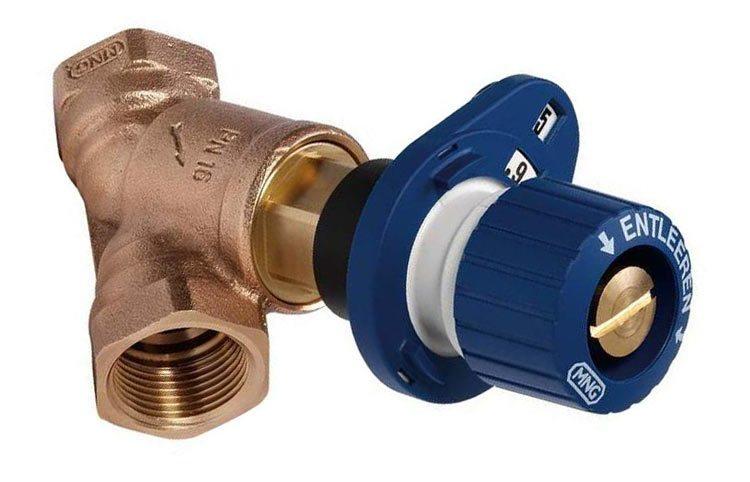 Балансировочные клапана для систем отопления: как использовать различные вентили и краны, принцип работы