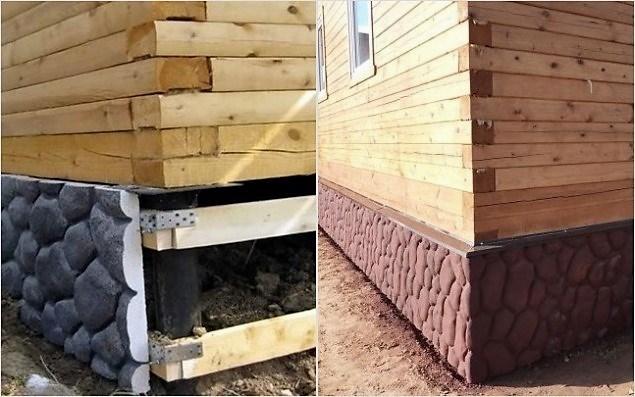 Утепление пола в деревянном доме на винтовых сваях: устройство