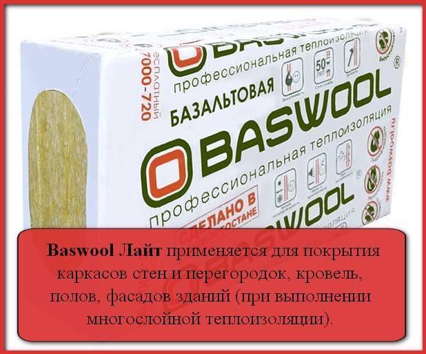 Baswool купить со склада по лучшей цене! оптовая и розничная продажа теплоизоляции басвул в москве!