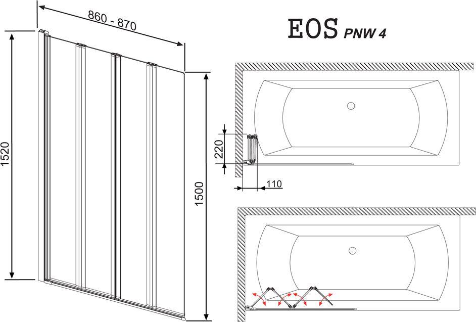 Как выбрать штору для ванной? пвх, peva, eva – разбираемся в материалах и размерах.