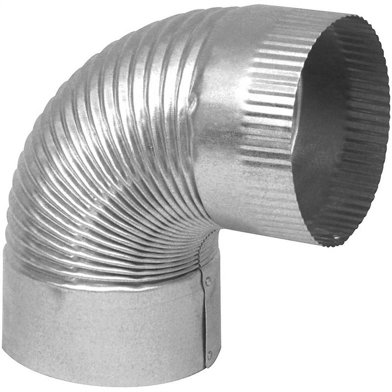 Виды гофрированных труб для дымохода, их характеристики и правила монтажа