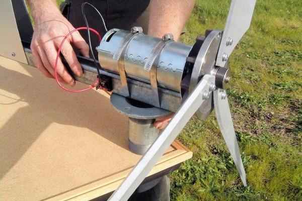 Как сделать ветрогенератор на 220в своими руками: обзор лучших моделей и советы по выбору модели генератора (100 фото)