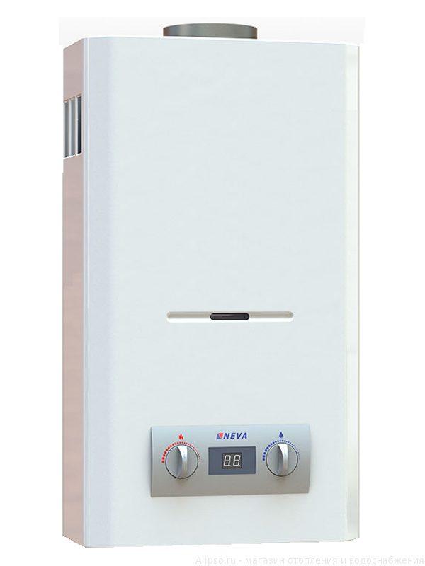 Колонка газовая нева − эффективное решение проблемы нагрева воды