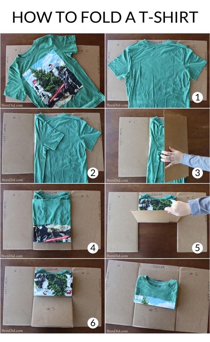 Как правильно складывать вещи в шкафу: полезные советы