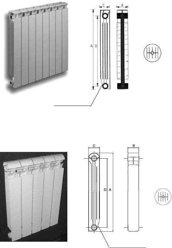Алюминиевые или биметаллические радиаторы. какие батареи лучше