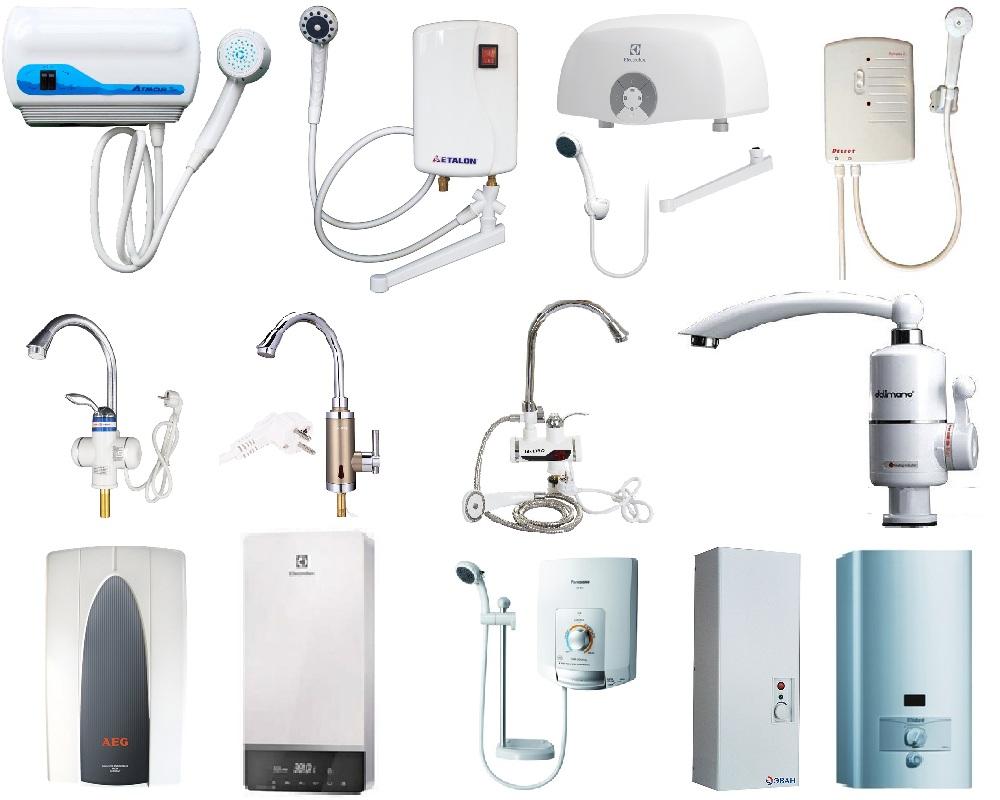 Проточный водонагреватель установка - все о канализации