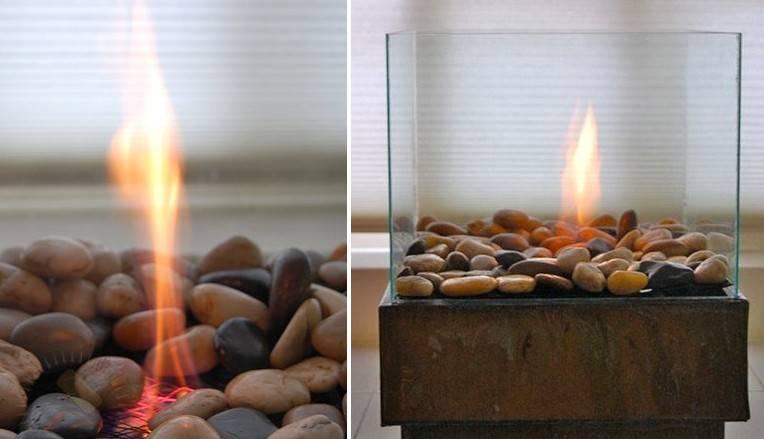 Как подобрать биотопливо для камина: 3 показателя