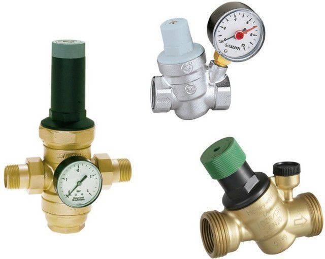 Разбираемся — какой редуктор давления воды лучше?