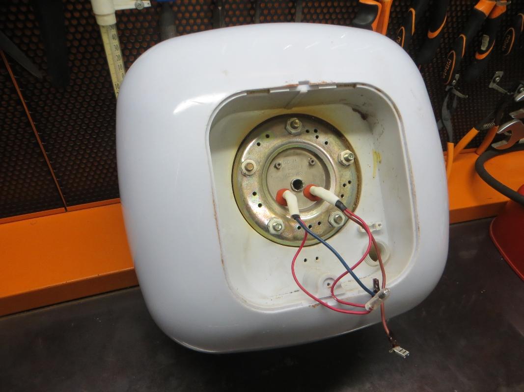 Как правильно разобрать водонагреватель термекс своими руками