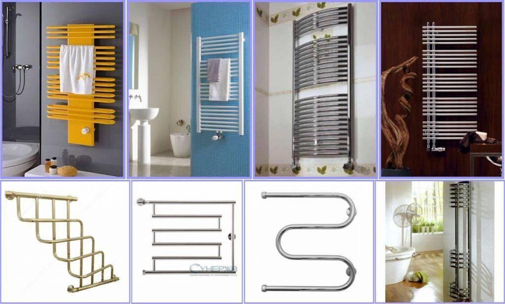 Установка электрического полотенцесушителя по правилам: советы домашнему мастеру