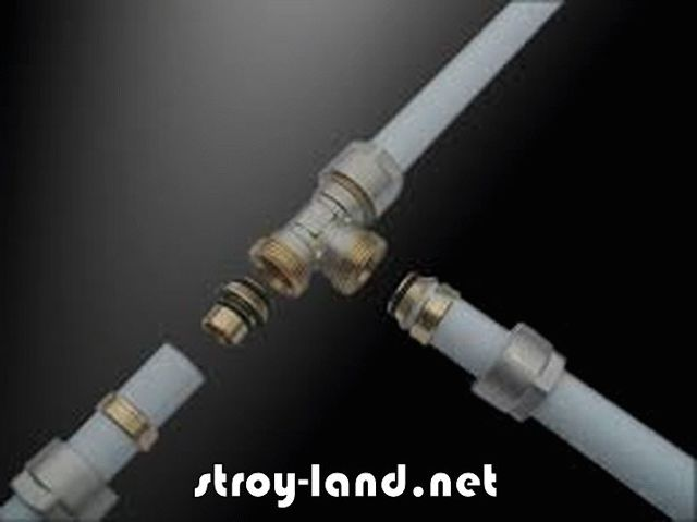 Какие бывают металлополимерные трубы и способы их использования