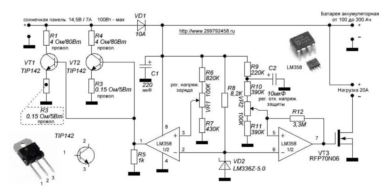 Как выбрать контроллер для ветрогенератора: основные характеристики