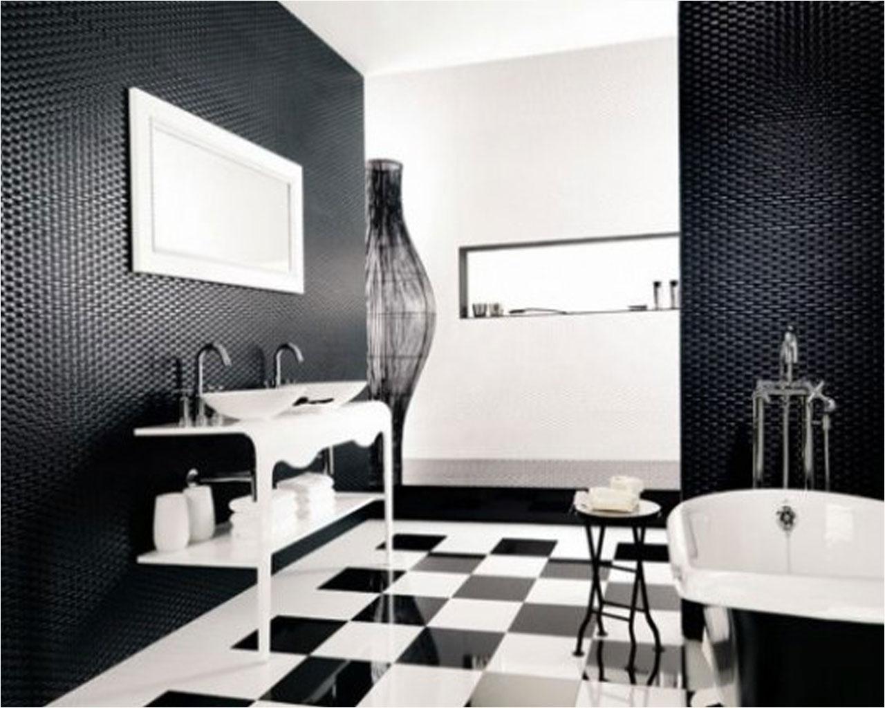 Стили интерьеров ванных комнат: современный, арт деко и т.д.