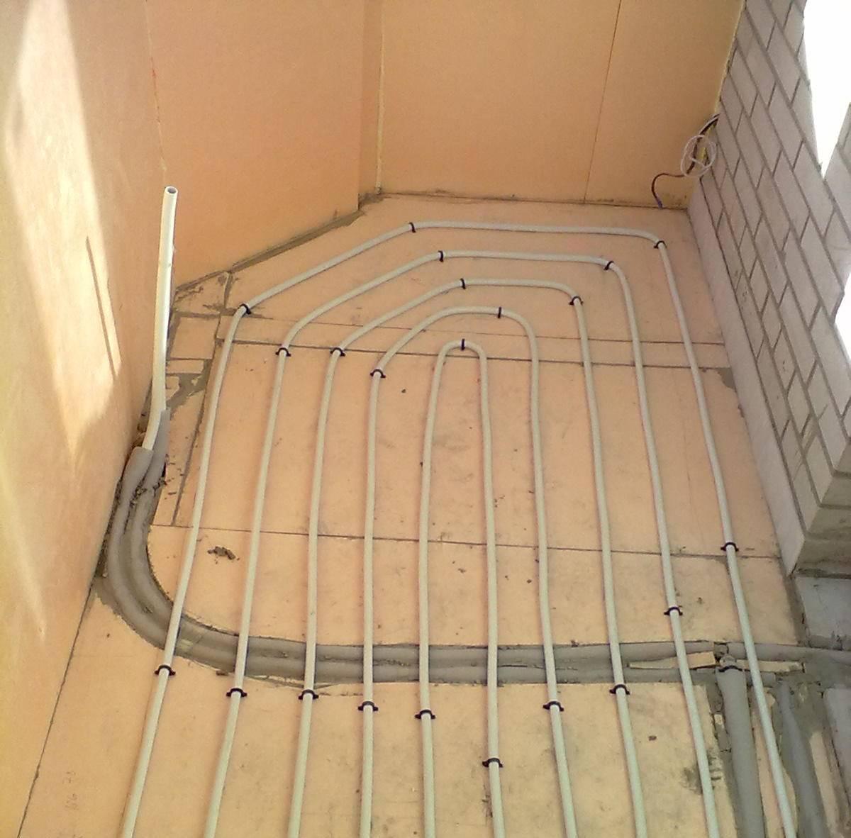 Выбираем теплый пол на балкон - находим лучший вариант