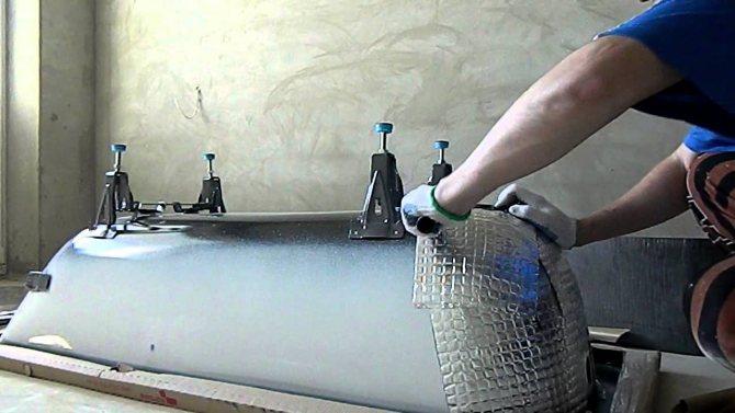 Как самому недорого и просто утеплить ванную комнату в квартире