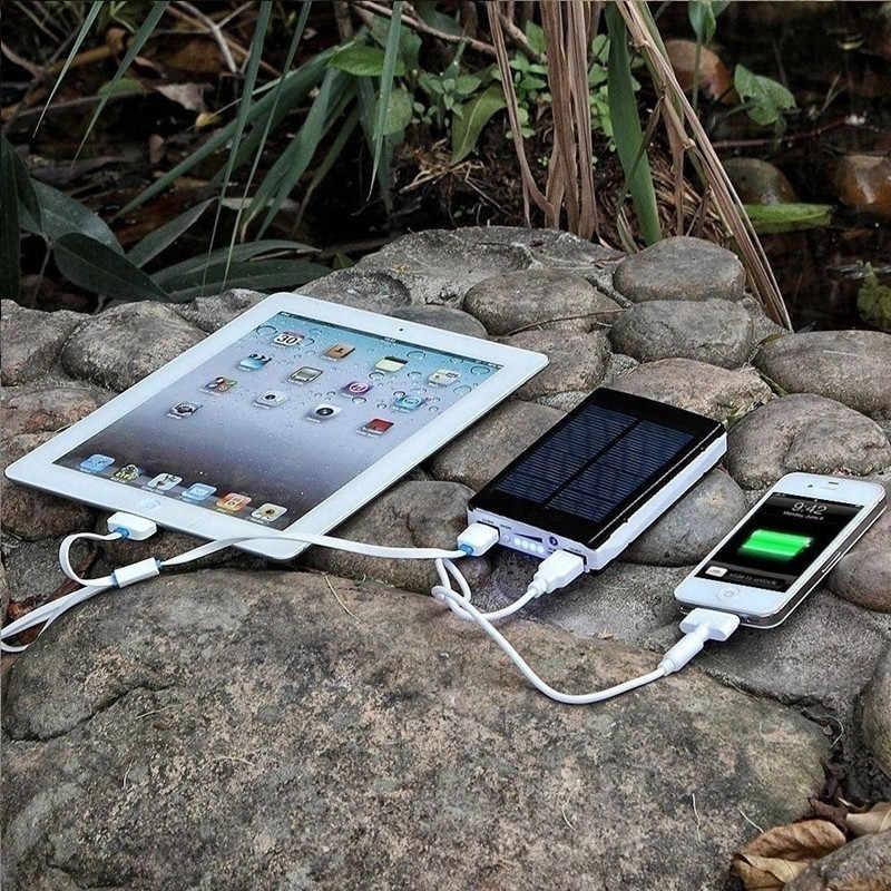 Как подключить солнечную батарею к телефону