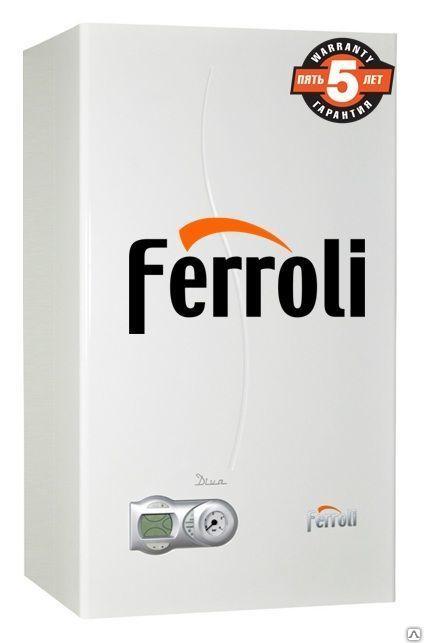 Газовые котлы ferroli отзывы