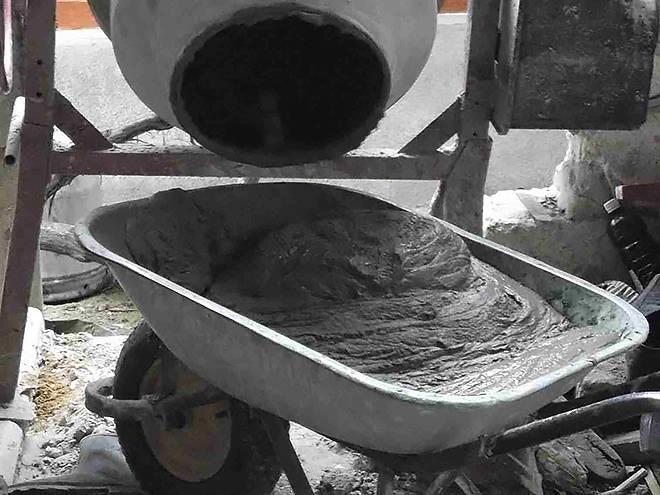 Жаростойкий (жаропрочный) бетон своими руками: свойства, состав, инструкция (видео)
