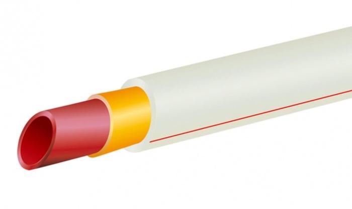 Труба полипропиленовая армированная стекловолокном: особенности и правила монтажа