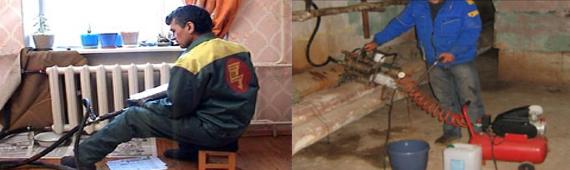 Промывка системы отопления в многоквартирном доме: правила промывки отопительной системы, какая вода используется, оборудование для промывки труб, как промывается