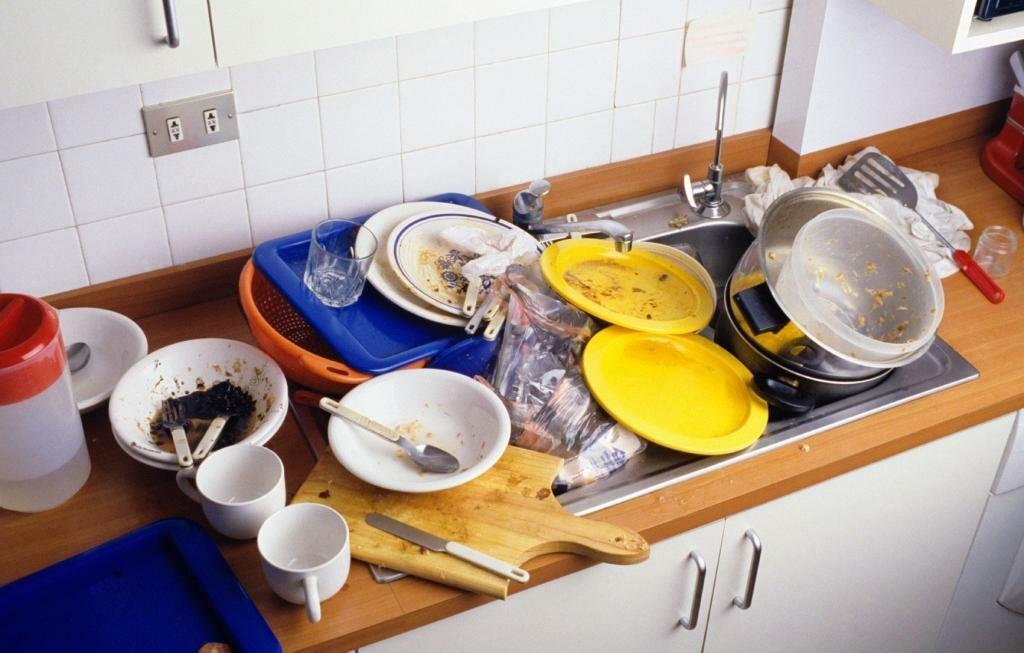 Секреты эффективного мытья посуды