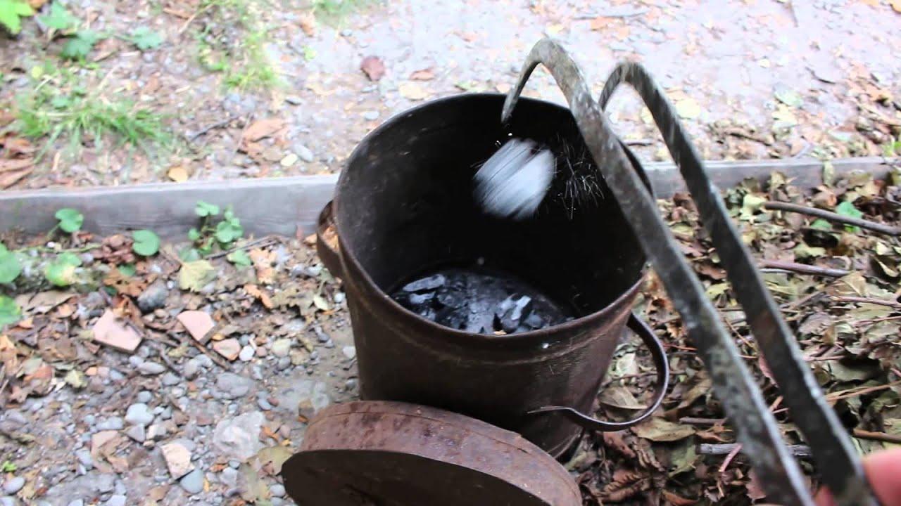 Древесный уголь: удельная теплота сгорания, производство, класс опасности