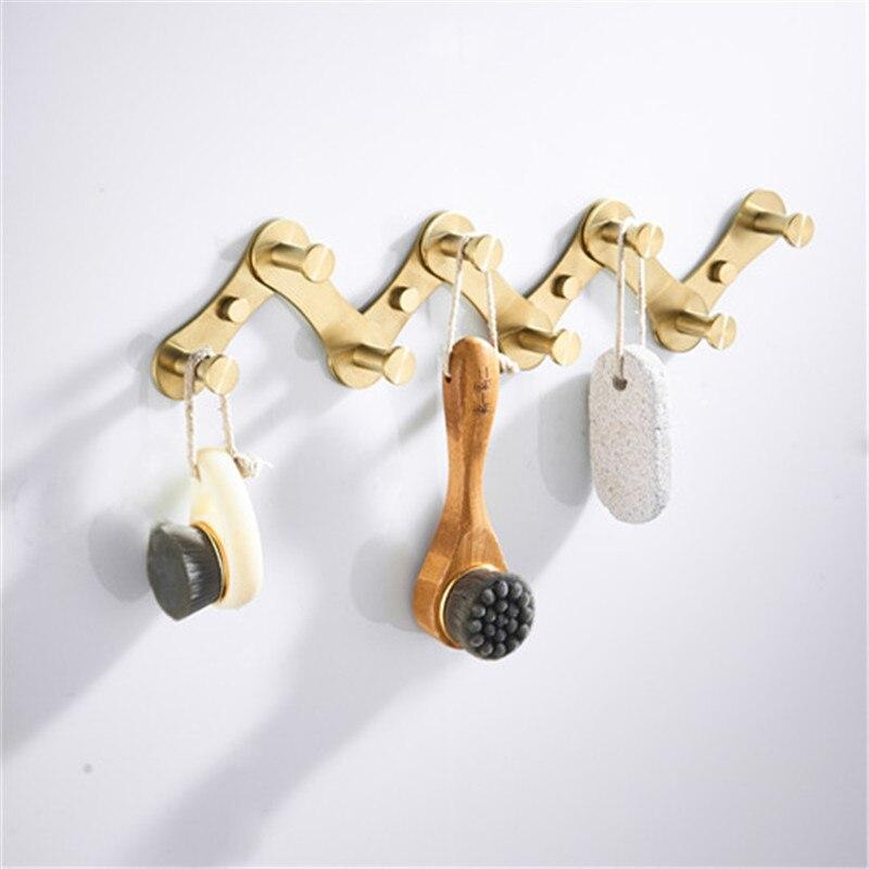 Крючки мебельные, какие лучше для шкафа и открытой вешалки