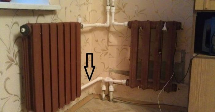 Установка батарей отопления своими руками - детальная пошаговая инструкция