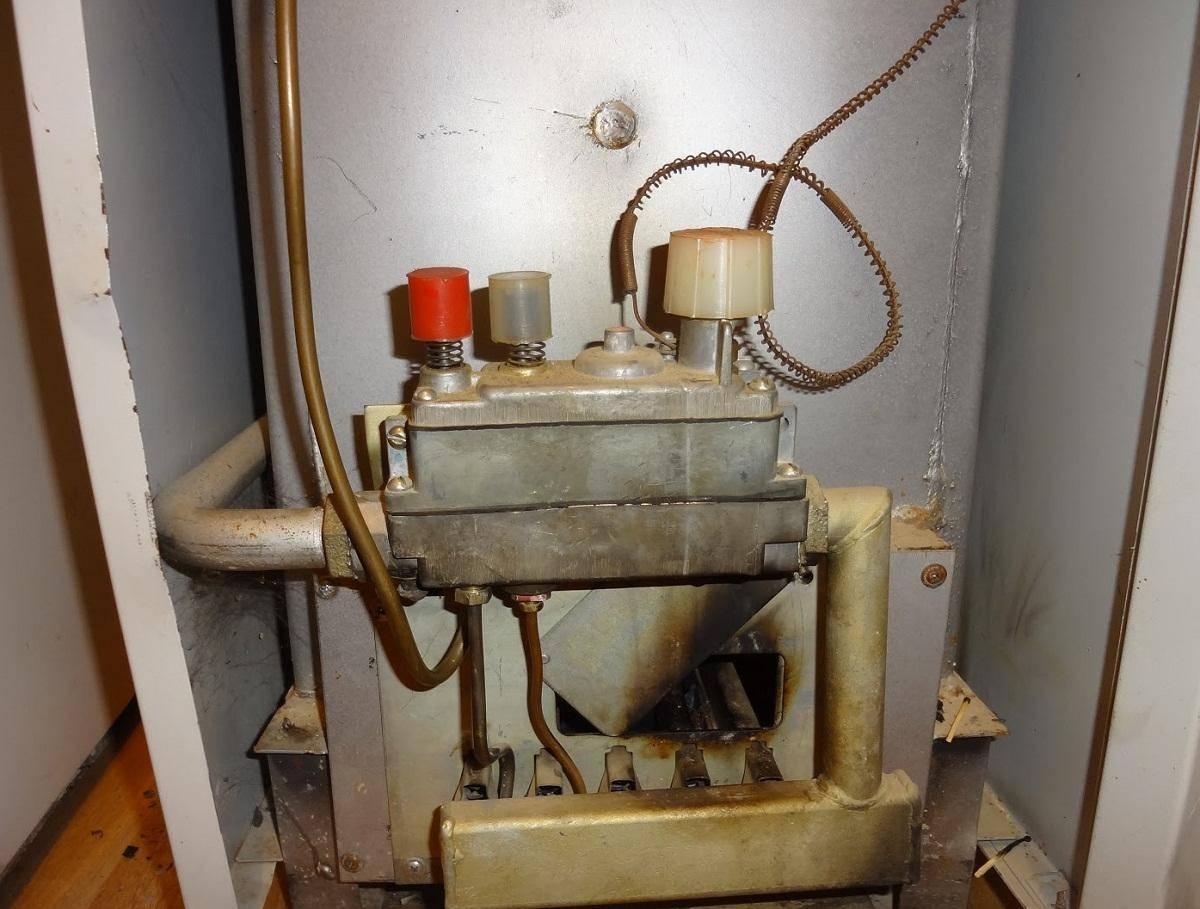 Тухнет газовый котел, что делать? основные причины затухания, что делать, как починить?